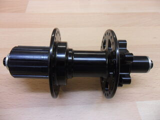 ORBIT TANDEMS Tandem Tour Rear Hub 6 Bolt 48 hole