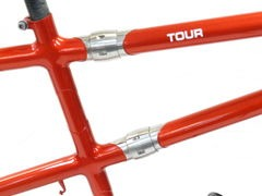 ORBIT TANDEMS Summit Tour with S&S couplings click to zoom image