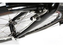 "ORBIT TANDEMS Carbon 1 1/8"" ahead fork 700c click to zoom image"