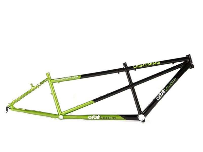 ORBIT TANDEMS Lightning frame 700c click to zoom image