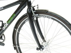 ORBIT TANDEMS Lightning Elite 700c flat bar click to zoom image