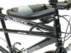 ORBIT TANDEMS Velocity Sport Disc Tandem click to zoom image