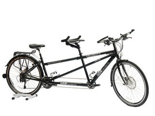 ORBIT TANDEMS Velocity Sport Disc Tandem