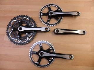 ORBIT TANDEMS Orbit Tandems Road Chainset