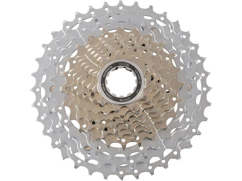 SHIMANO HG81 10 speed cassettes click to zoom image
