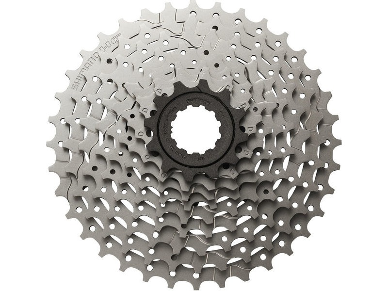SHIMANO HG300 9-speed cassette 12 - 36T click to zoom image