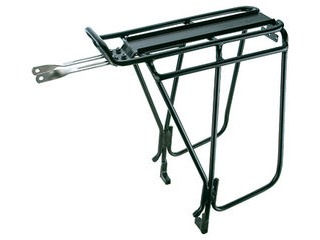 TOPEAK Super Tourist DX Tubular Rack w/disc mounts