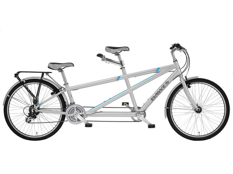 DAWES Duet Tandem Bicycle click to zoom image