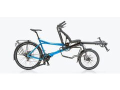 HASE Pino Tour Half Recumbent Tandem Bicycle 2021