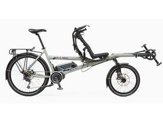 HASE Pino Steps Half Recumbent Tandem Bicycle
