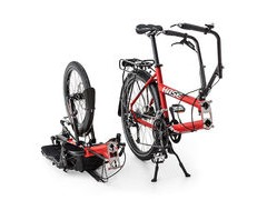 HASE Pino Steps Half Recumbent Tandem Bicycle click to zoom image