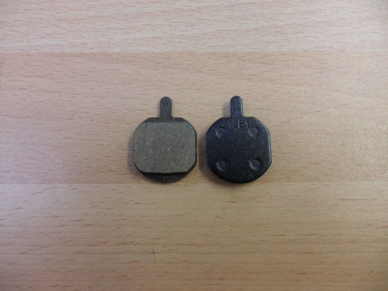 BENGAL Disc brake pad click to zoom image